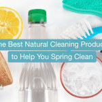 Green Carpet Cleaning VA- 5 All Natural Cleaners